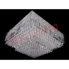 crystal chandelier shape rectangle