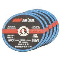 <b>20Pcs 125mm 5 Inch</b> Resin Cutting Disc Saw Blade Cut Off Wheel ...