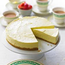 Image result for lemon cheesecake