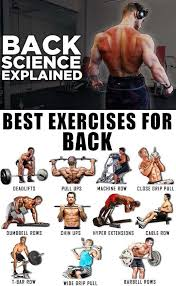 upper back exercises at home with