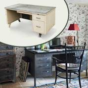 Create a Quirky Cottage Style Home Office This Old House