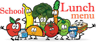 Image result for clip art for lunch menu