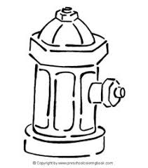 Small Picture Free Fire Coloring Pages fire hydrant coloring page crafts