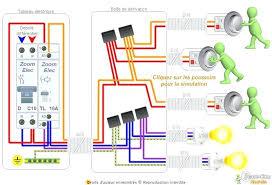 Eclairage Sans Branchement Electrique Gacnial Interrupteur Poussoir G Nial Schema  Exterieur 12v .