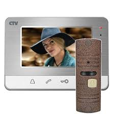 <b>Комплект видеодомофона CTV-DP401</b> купить, цена ...