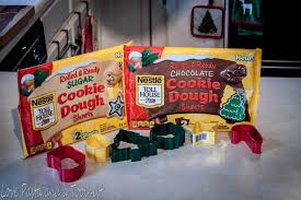 nestle christmas cookies. Delighful Christmas Christmas Cookies With Nestle Toll House Cookie Dough Love Pasta And A  Tool Belt Intended U