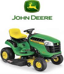 John Deere Lawn Tractor Comparison Chart John Deere D110 Lawn Tractor Review