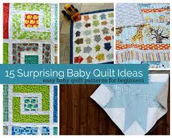 Baby Quilt Designs Ideas - webbkyrkan.com - webbkyrkan.com & Easy Baby Quilt Patterns For Beginners 15 Surprising Baby Quilt . it's a  boy free ... Adamdwight.com