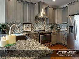 Backsplash Pictures For Granite Countertops Property