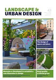Landscape Urban Design Issue 43 2020 By Mh Media Global Issuu
