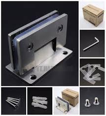 glass door pivot hinge