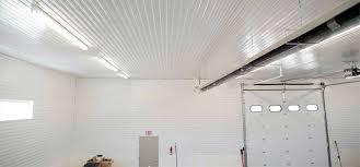aluminum soffit garage ceiling