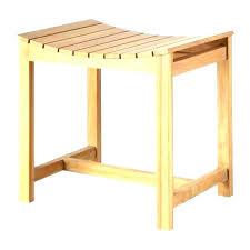 shower stool target stools teak wood bench reviews chair s plastic corner stoo