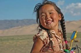 Праздник матери и детей в Монголии