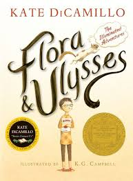 flora ulysses by kate dicamillo