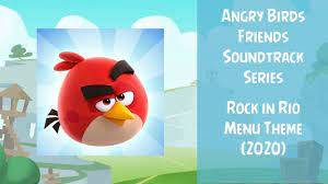 Angry Birds Soundtrack Selection | Angry Birds Friends | Menu Theme  (Remastered Version)