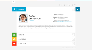 shiftcv blog resume portfolio by themerex themeforest shiftcv blog resume portfolio