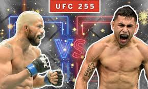 UFC 255 Betting - Latest Odds ...