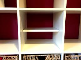 How to Add a Shelf to an IKEA Expedit - 4 shelves for only $20!