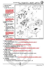 volkswagen service repair manuals download pdf files from Vw Caddy 2007 Wiring Diagram Pdf vw jetta 2005, jetta 2011, golf variant 2007, golf variant 2010 repair manual heating, ventilation and air conditioning 1965 VW Wiring Diagram