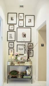Decorating For Entrance Ways 17 Best Images About Gallery Wall Love On Pinterest Photo