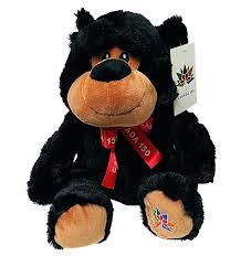 plush animal rug black bear stuffed animal only 3 left rug p childs plush animal rug plush animal rug