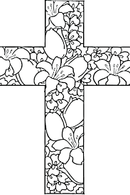 Free Printable Cross Coloring Pages 13931 Francofestnet