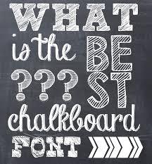 chalkboard fonts free 13 best free chalk fonts images best chalkboard fonts