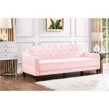 pink couches for bedrooms. Pink Couches Lovely Vintage Tufted Sofa Sleeper Green Blue Gray Dark Red Beige For Bedrooms