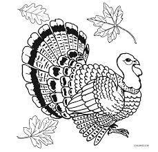 Turkey Coloring Pages Free Free Printable Turkey Coloring Pages For