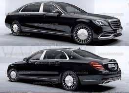 2018 maybach 560. Simple 560 LuxCarTuningcom Maybach  EXCLUSIVE In LuxCarTuning Full Upgrade Body  Kit MAYBACH S560 X222 You Can Your S Class W222 Or S600 201316  In 2018 Maybach 560