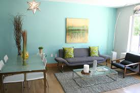 Small Apartment Living Room Interior Design Small Apartement Interior With Ivory Painted Wall Color And