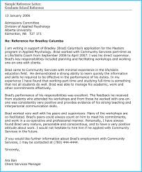 Community Service Recommendation Letter Military Bralicious Co