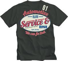 auto mechanic shirts. Beautiful Auto Elegant Playful Shop Tshirt Design For Elite Auto Repair In United  States  2180200 On Mechanic Shirts T