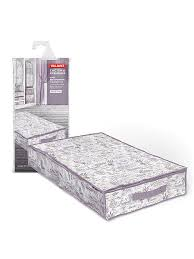 <b>Кофр</b>-чехол для <b>хранения</b> подкроватный, 100*50*15 см VALIANT ...