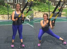 try this trx total body workout for a quick and effective workout this total body
