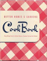 better homes and gardens cook book 1941 1946 as if new