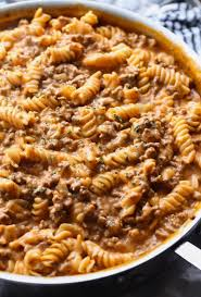 creamy beef pasta recipe an easy