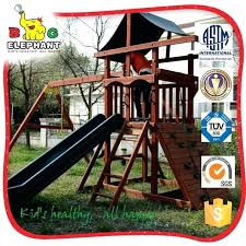 playgrounds playground slides set replacement canopy for 3 person swing accessories