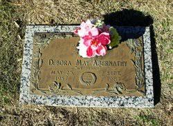 """Debora May """"Debbie"""" Abernathy (1957-1983) - Find A Grave Memorial"""