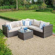 rattan corner sofa outdoor sofa sets