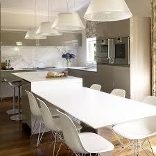 Furniture low kitchen with work Plan