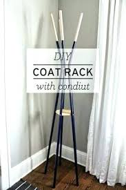 How To Make A Coat Rack Stand Custom Rustic Coat Rack Ideas Build Diy With Cubbies Spiritualhomesco