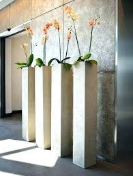 tall flower pots tall plant pot tall flower pots for outdoors tall indoor plant pots uk