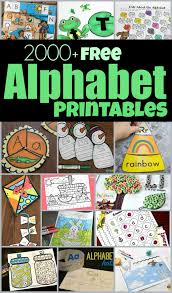 Learning games for kids is sponsored by time4learning, a convenient, online home education program for homeschooling, afterschool, and summer learning: Free Alphabet Printables