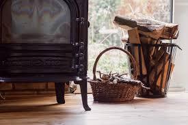 Sauber Holz Heizen Leben Wohnen