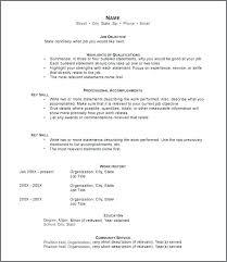Functional Resume Pdf Functional Resume Template Pdf Cv Sample Simplyknox Co