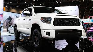 Future Cars: The New Toyota Tundra 2019-2020 Exterior Front Photo ...