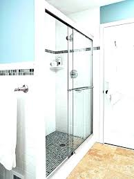 small shower doors solutions showers for spaces best wet room door ideas