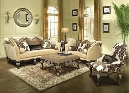 Italian Living Room Furniture Sets Interior
